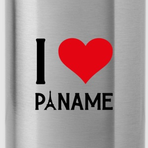 I love Paname - Gourde