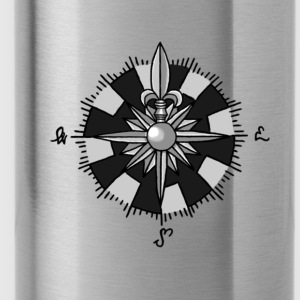 Compass - Water Bottle