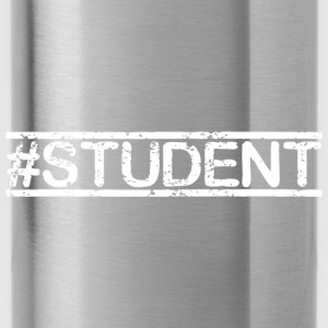 STUDENT white - Water Bottle