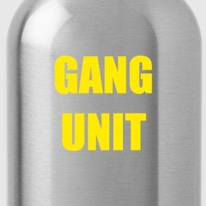 Gang Unit - Trinkflasche