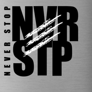 Never Stop - Drinkfles