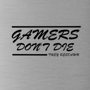 GAMERS DO NOT DIE - Water Bottle