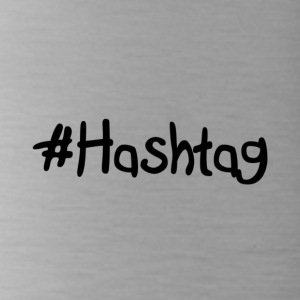 hashtag - Water Bottle