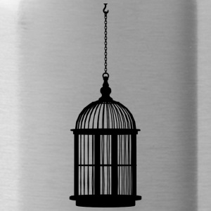 bird cage - Water Bottle