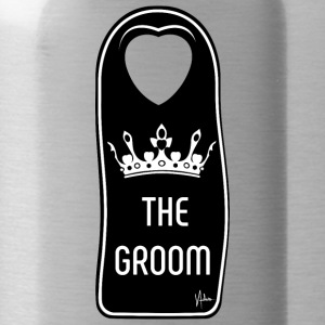 The Groom - Water Bottle