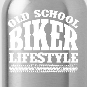 Old School Biker - Gourde
