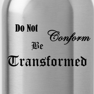 Do_Not_be_Conformed_copy - Trinkflasche