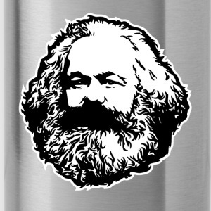 Karl Marx - Water Bottle
