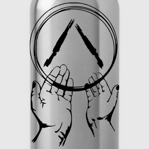 Hands Pryed - Water Bottle