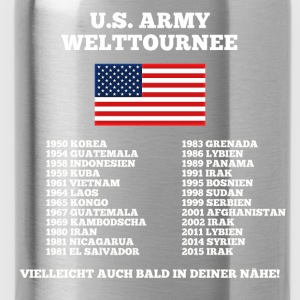 US Army World Tour - Drinkfles