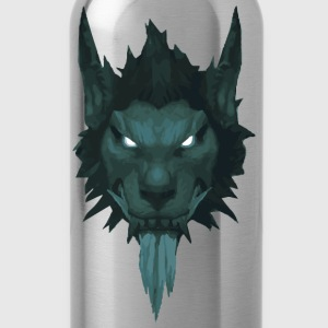 Be the Wolf - Water Bottle