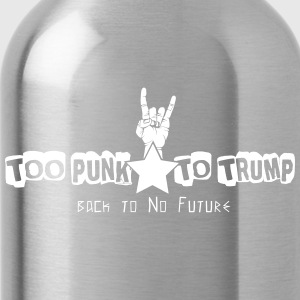 For Punk til Trump - Drikkeflaske