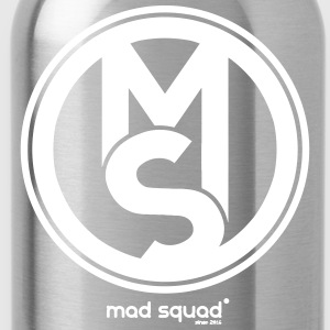 Squad Mad Man Fan T-shirt - Gourde