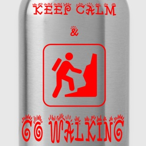 GO_WALKING - Trinkflasche