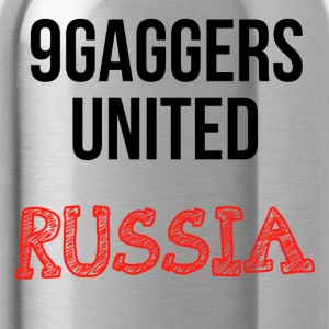 9gagger Russia - Water Bottle