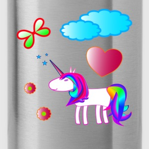 Magic Einhorn - Trinkflasche