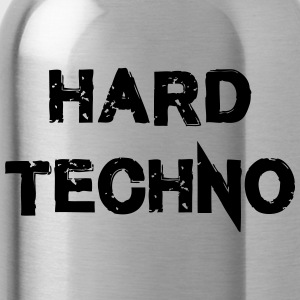 difficile Techno - Borraccia