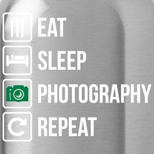 Eat Sleep Repeat Photography - Drikkeflaske