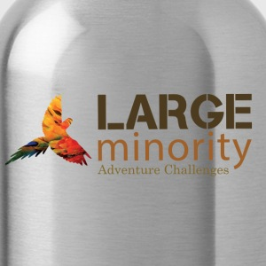 Large Minority Logo - Water Bottle