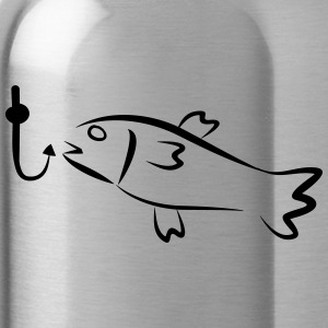 fishing - Water Bottle