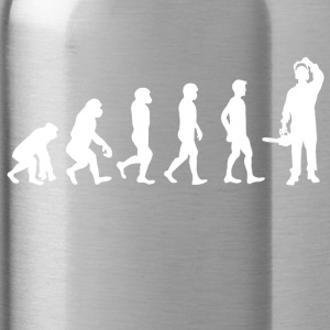 Evolution of wood / WOOD / - Water Bottle