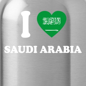 i love home gift land SAUDI ARABIA - Water Bottle