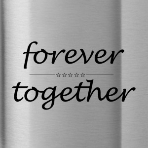 forever together - Water Bottle