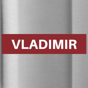 Vladimir - Water Bottle