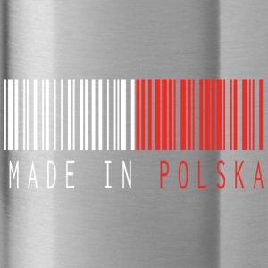 MADE IN POLSKA BARCODE - Trinkflasche