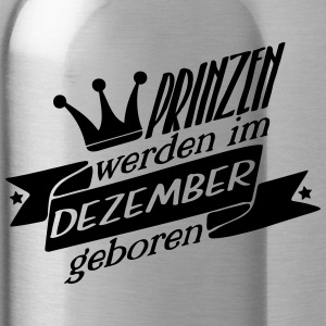 12 Princes December - Water Bottle