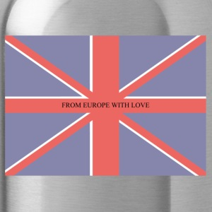FROM EUROPE WITH LOVE - Water Bottle