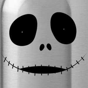 scary face - Water Bottle