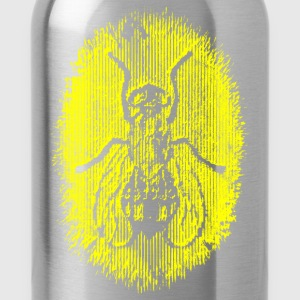 Fly yellow - Water Bottle
