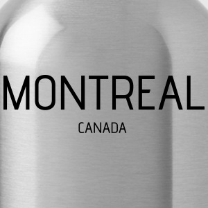 Montreal - Water Bottle