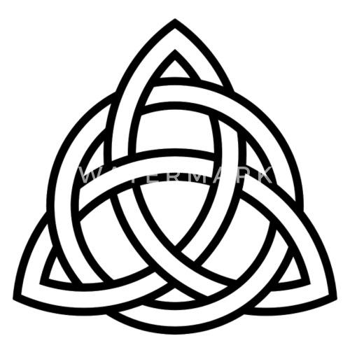 Keltische Knoten Keltisches Symbol Thermobecher Spreadshirt