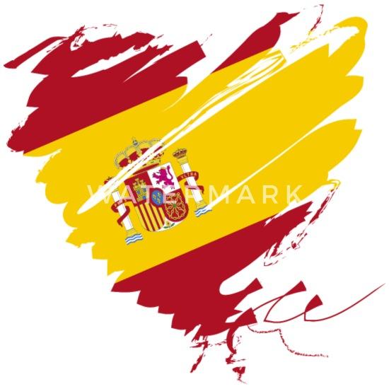 Herz Corazón Spanien España Barcelona Mallorca Tor Thermobecher