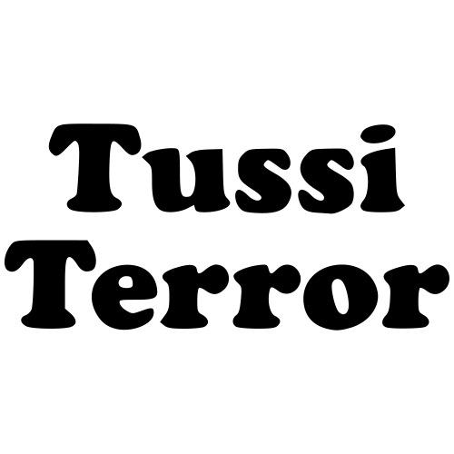 Tussi Terror Bitch Frech Girl Baby Geschenk Geburt Thermobecher