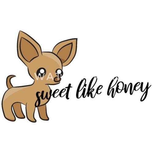 82504847f0fe Sweet like honey dog Travel Mug