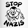 Stop Nazis - Thermobecher
