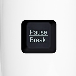 Pause Break T-Shirt - Thermo mok