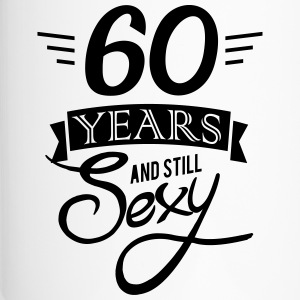 60 ans et toujours sexy / 60 et toujours sexy - Mug thermos