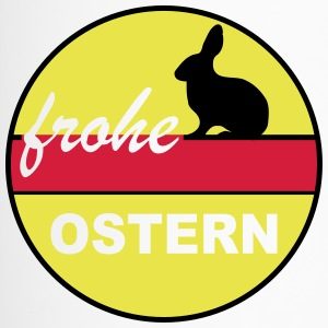 Frohe Ostern 3c - Thermobecher