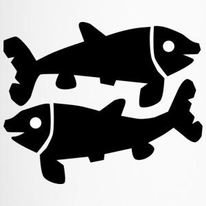 Bouteilles et tasses signe du zodiaque commander en for Commander poisson en ligne