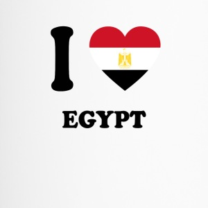 i love home land geschenk EGYPT - Thermobecher