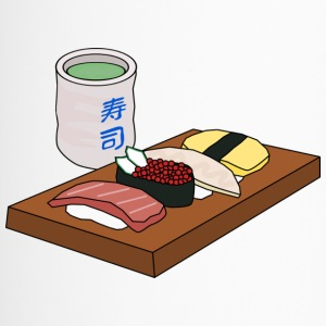 Sushi - Thermobecher