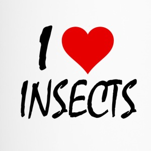 I LOVE INSECTS - Thermobecher