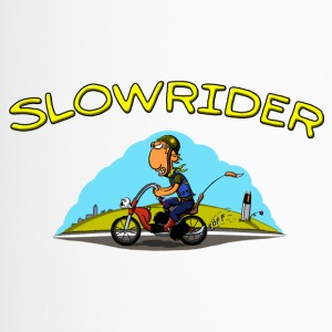 Slowrider moped Ström Comicstyle - Termosmugg