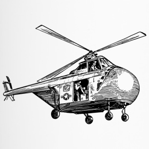 helikopter - Thermo mok