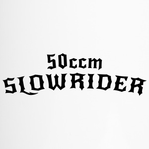 50ccm Slowrider T-Shirt - Thermobecher