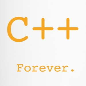 I love C ++. Toujours. - Mug thermos